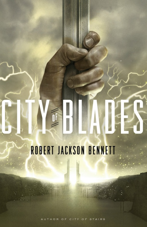 City of Blades cover