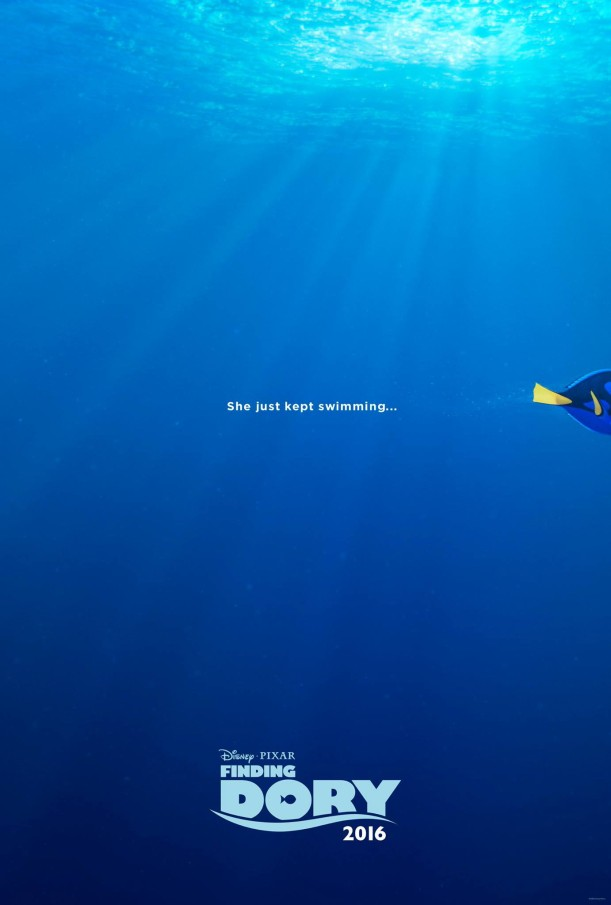 Finding Dory Poster